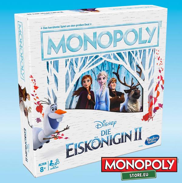 Monopoly Frozen