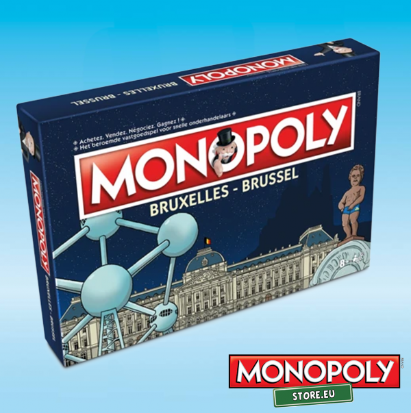 Monopoly Brussel