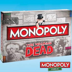 Monopoly The Walking Dead