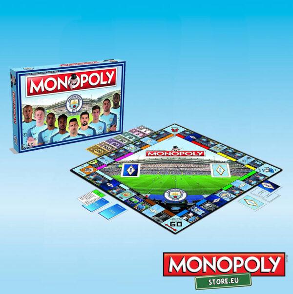 Monopoly Manchester City F.C.
