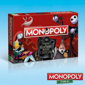 Monopoly Nightmare Before Christmas